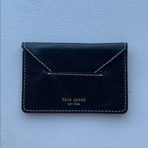 kate spade envelope business card holder